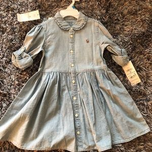 Toddler Polo Dress